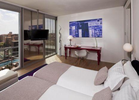 Hotelzimmer mit Kinderbetreuung im Meliá Barcelona Sky