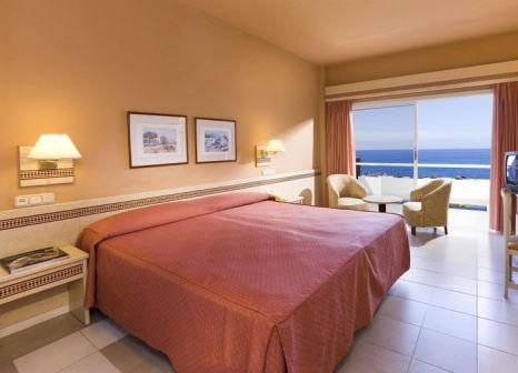 Hotelzimmer mit Tischtennis im Sol La Palma Hotel