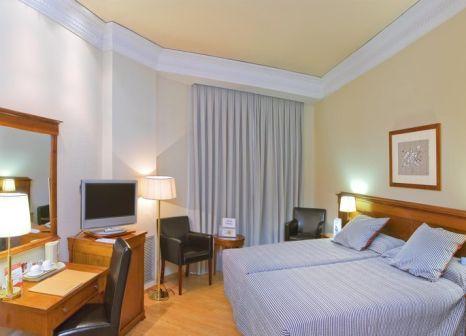 Hotelzimmer mit Sauna im Meliá Plaza