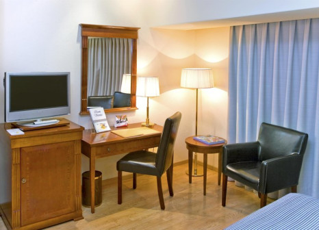 Hotelzimmer mit Fitness im Meliá Plaza