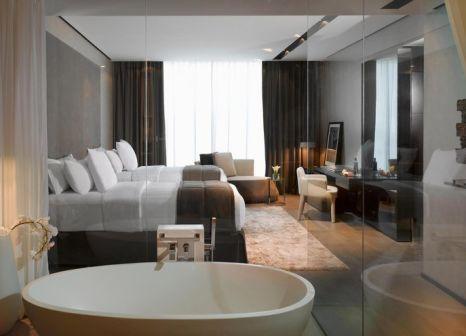 Hotelzimmer mit Golf im The Canvas Hotel Dubai MGallery By Sofitel