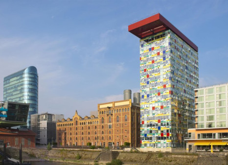 Hotel INNSIDE Düsseldorf Hafen günstig bei weg.de buchen - Bild von DERTOUR