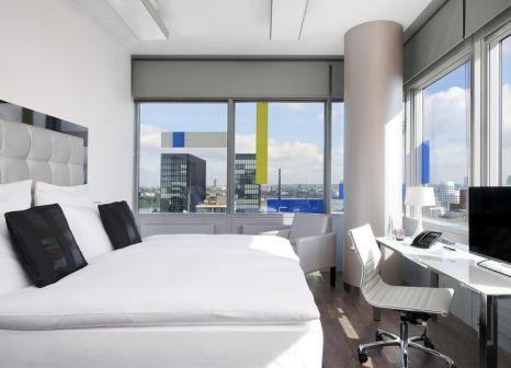 Hotelzimmer mit Aerobic im INNSIDE Düsseldorf Hafen