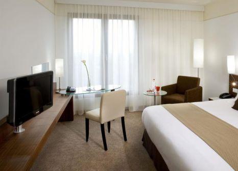 Hotelzimmer mit Aerobic im Meliá Luxembourg