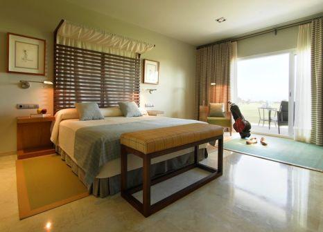 Hotelzimmer mit Tennis im Parador de Málaga Golf