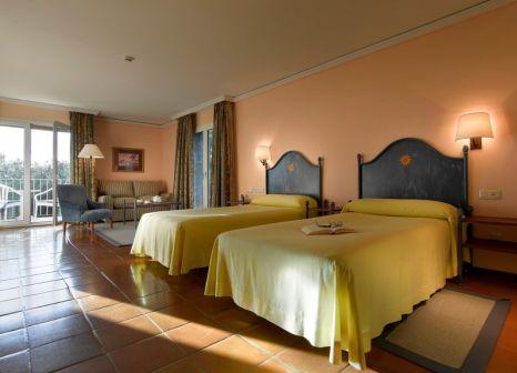 Hotelzimmer mit Tennis im Parador de Málaga Gibralfaro
