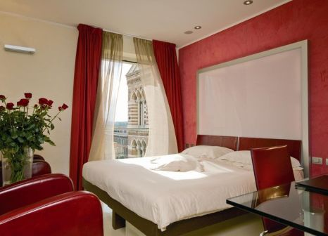 Hotelzimmer mit Animationsprogramm im La Griffe Roma MGallery Collection