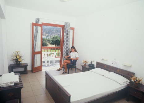 Hotelzimmer mit Tischtennis im Paloma Garden & Corina Hotel