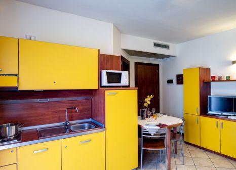 Hotelzimmer mit Tischtennis im Aparthotel Sheila