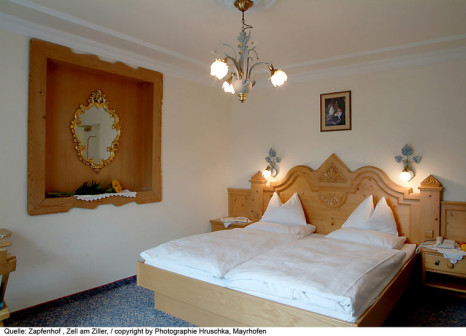 Hotelzimmer mit Fitness im Landgut Zapfenhof