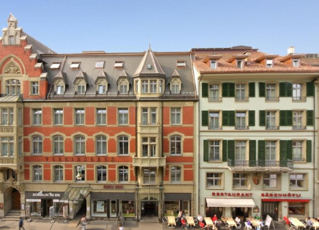 Kreuz Bern Modern City Hotel günstig bei weg.de buchen - Bild von DERTOUR
