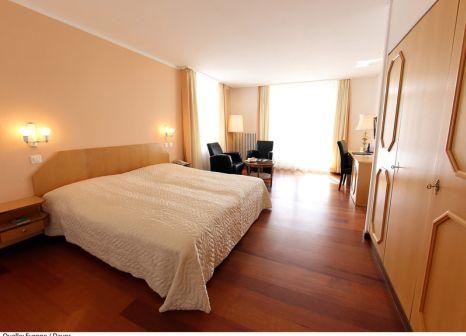Hotelzimmer mit Tischtennis im Hotel Europe