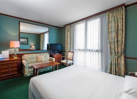 Hotelzimmer mit Restaurant im Leonardo Hotel Milan City Center