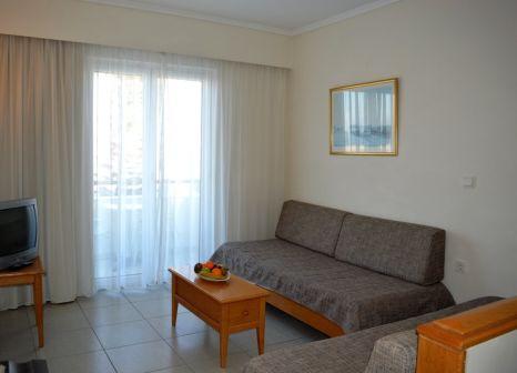 Hotelzimmer mit Yoga im Kos Hotel Junior Suites