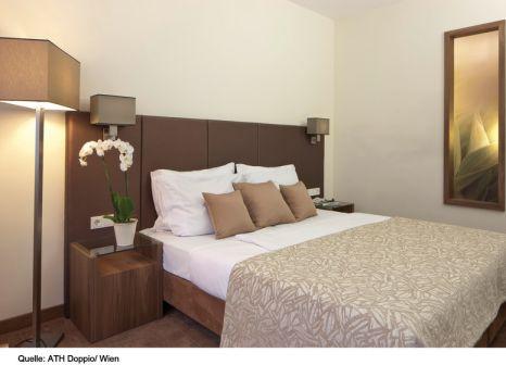 Hotelzimmer mit Animationsprogramm im Austria Trend Hotel Doppio