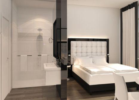 Hotelzimmer mit Sauna im INNSIDE Leipzig