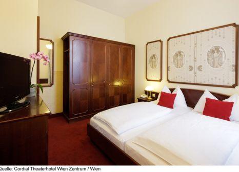 Hotelzimmer mit Massage im Theaterhotel Wien