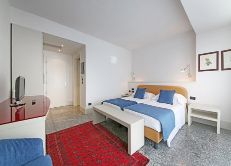 Hotelzimmer mit Paddeln im Salo du Parc