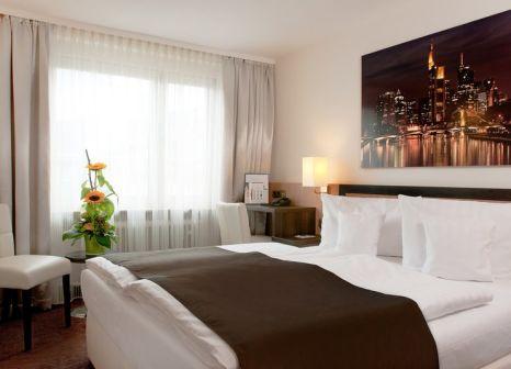 Hotelzimmer mit Animationsprogramm im Favored Hotel Domicil Frankfurt