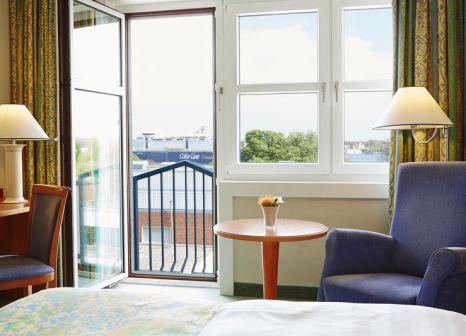 Hotelzimmer mit Tennis im Steigenberger Conti-Hansa