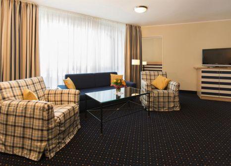 Hotelzimmer mit Minigolf im Aparthotel Zingst