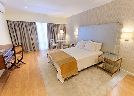 Hotelzimmer mit Mountainbike im Carvoeiro Hotel