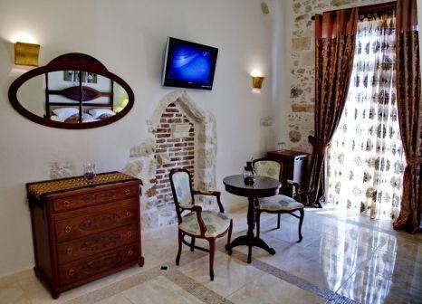 Hotelzimmer mit Paddeln im Antica Dimora Suites