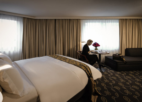 Hotelzimmer mit Massage im Hotel Am Konzerthaus Vienna - MGallery