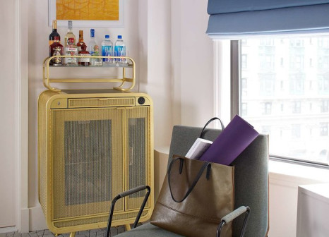 Hotelzimmer mit Golf im The James New York - NoMad
