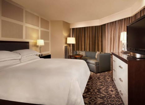 Hotelzimmer mit Kinderbetreuung im Hilton Boston Back Bay