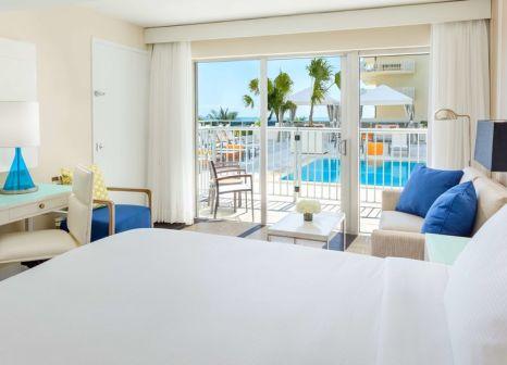 Hotelzimmer mit Aerobic im Hilton Cabana Miami Beach