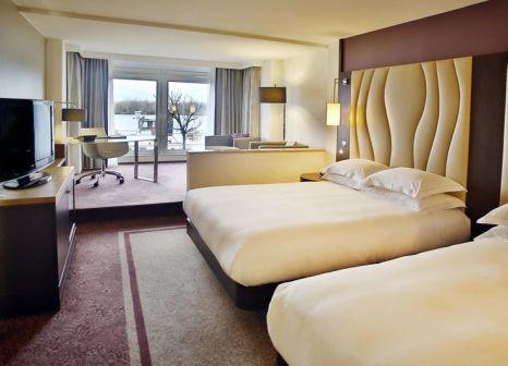 Hotelzimmer mit Fitness im Hilton Vienna Danube Waterfront