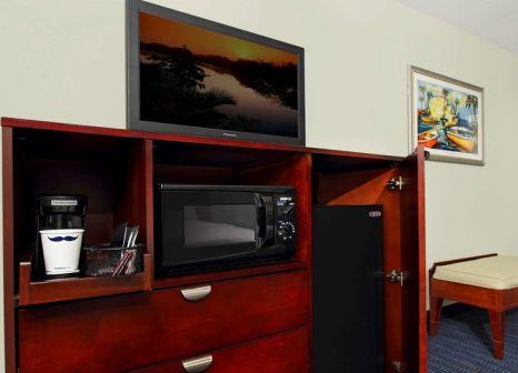 Hotelzimmer mit Fitness im Hampton Inn Cocoa Beach