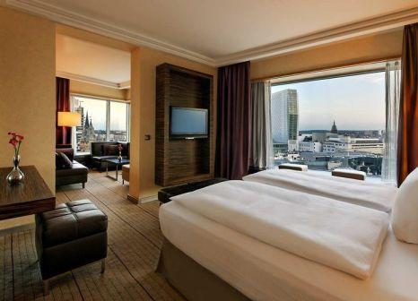 Hotelzimmer mit Kinderbetreuung im Hilton Frankfurt City Centre