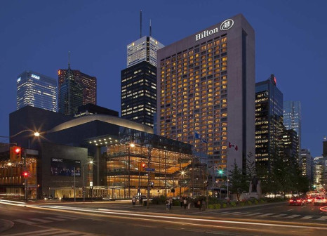 Hotel Hilton Toronto günstig bei weg.de buchen - Bild von DERTOUR