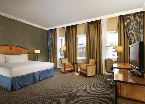 Hotelzimmer mit Animationsprogramm im Hilton London Paddington