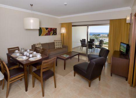 Hotelzimmer mit Tennis im Alfagar Aparthotel