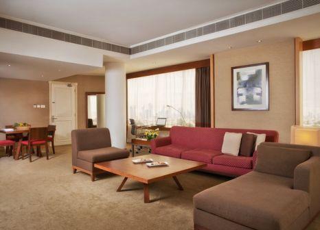Hotelzimmer mit Tischtennis im Jumeira Rotana