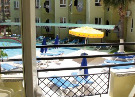 Hotelzimmer mit Tischtennis im Angora