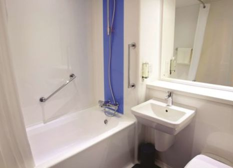 Hotelzimmer mit WLAN im Travelodge London Central Southwark