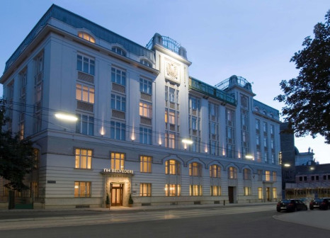 Hotel NH Wien Belvedere günstig bei weg.de buchen - Bild von DERTOUR