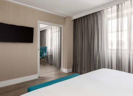 Hotelzimmer mit Tennis im NH Nice