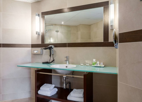 Hotelzimmer mit Massage im NH Atlanta Rotterdam