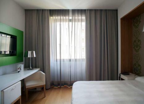 Hotelzimmer mit Animationsprogramm im NH Palermo