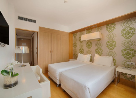 Hotelzimmer mit Kinderpool im NH Palermo