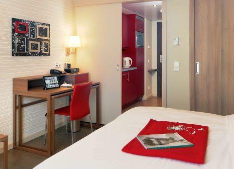 Hotelzimmer mit Spielplatz im Aparthotel Adagio München City