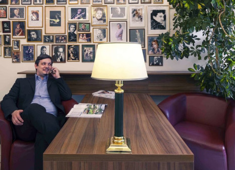 Hotelzimmer mit Massage im Mercure Secession Wien