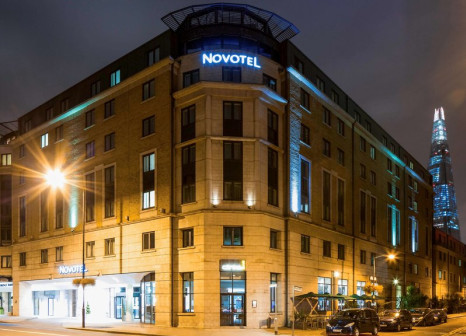 Novotel London Bridge Hotel in Greater London - Bild von DERTOUR