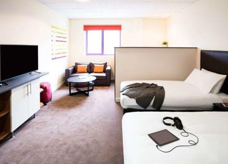 Hotelzimmer mit Aufzug im ibis Styles London Excel