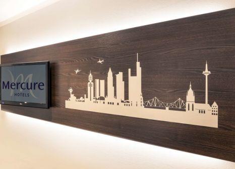 Hotelzimmer mit Klimaanlage im Mercure Hotel Frankfurt City Messe